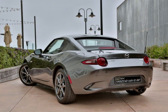 5 Things You Probably Didn't Know About the Mazda MX-5 Miata RF