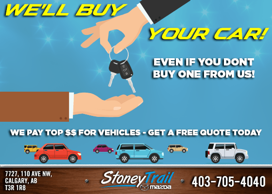 We'll Buy Your Car!