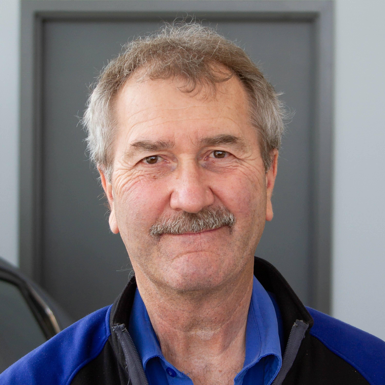 Bruce Hagel